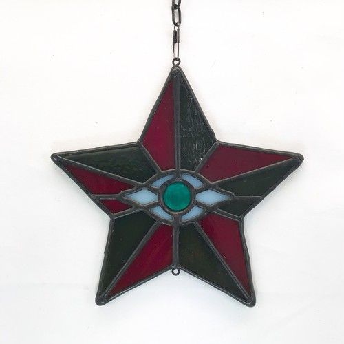FIVE POINTED ONE EYE STAR