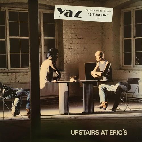 【LP・米盤】Yazoo / Upstairs At Eric's