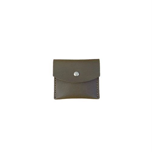 COIN CASE / OLIVE