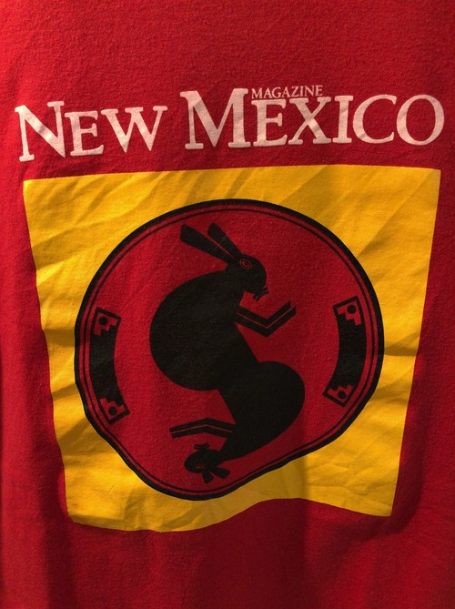 90's NEW MEXICO MAGAZINE T's