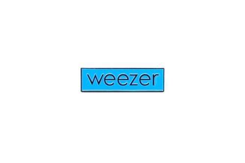 """Rockinpins""""Weezer Logo"""""""