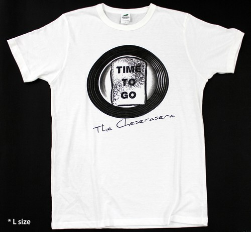 """""""Time To Go"""" Tシャツ"""