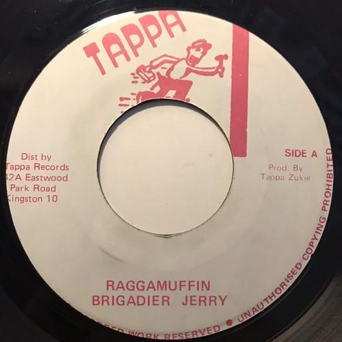 Brigadier Jerry - Raggamuffin 【7-10800】