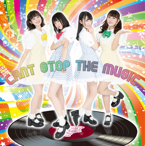 [7th Single] Can't Stop The Music