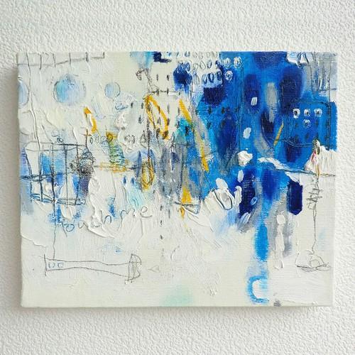 UNTITLED/絵画 油絵