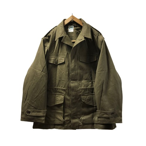 """[DEADSTOCK] 50's """"FRENCH ARMY"""" M-47 HBT JKT"""