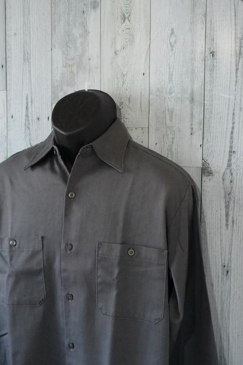 アメリカ輸入古着 ワークシャツ Sears(シアーズ)製☆アメカジ古着ファッション