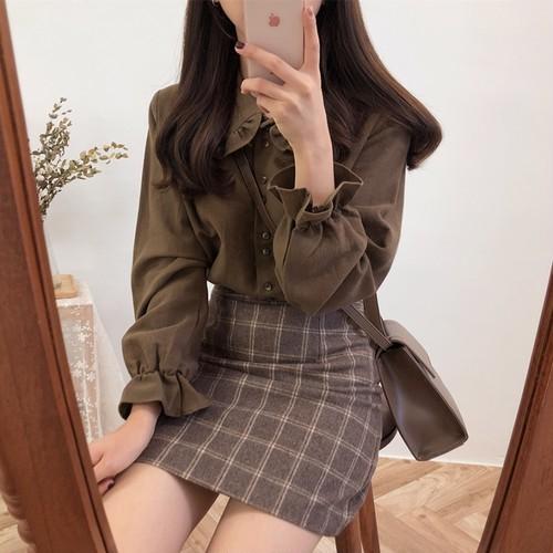【即納】スウィートチョコレートスカート