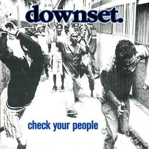 【USED】downset. / CHECK YOUR PEOPLE