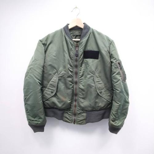 【MA-1】84年製ミリタリージャケット