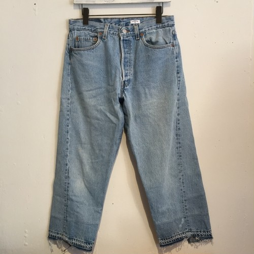 【OLD PARK】WIDE JEANS [L] OP-142 (No :759501)