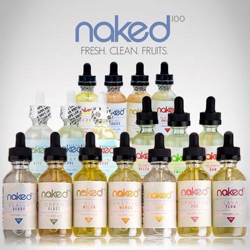 naked100 60ml【ニコチン0㎎】