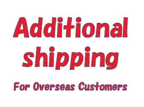 For Overseas Customers!