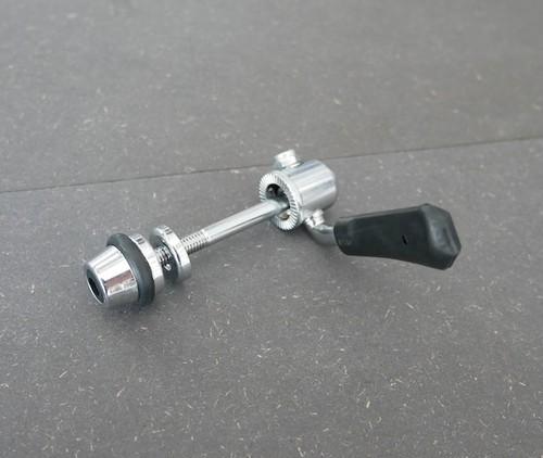 60mm x 6 mm steel QR (quick release)