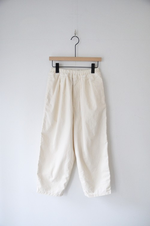 【ORDINARY FITS】NARROW BALL PANTS/OF-P052