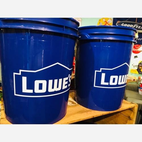[アメリカ直輸入]LOWE'S・ロウズ 5ガロンバケツ
