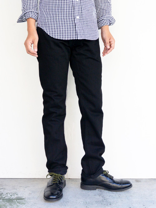 orslow(オアスロウ) 107 SLIM FIT BLACK DENIM