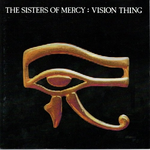 【CD・米盤】The Sisters Of Mercy / Vision Thing