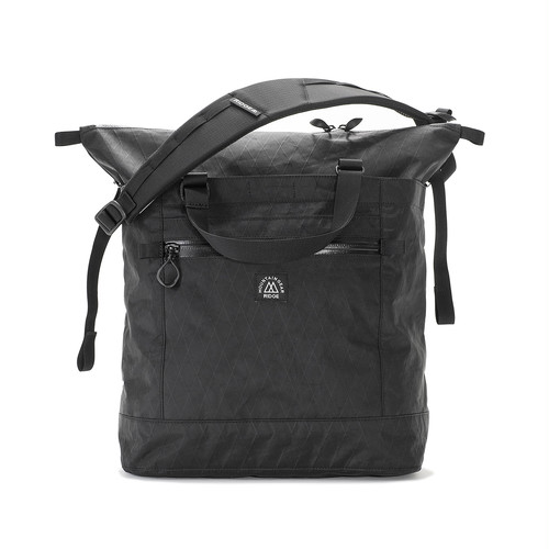 RIDGE MOUNTAIN GEAR / EVERY TOTE(BLACK)