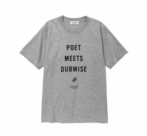 POET MEETS DUBWISE / LOGO TEE(PMD)