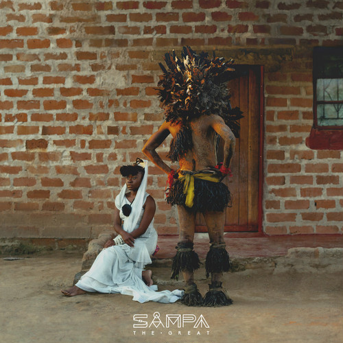 【2LP】SAMPA THE GREAT - The Return (BLACK VINYL)<NINJA TUNE>ZEN258