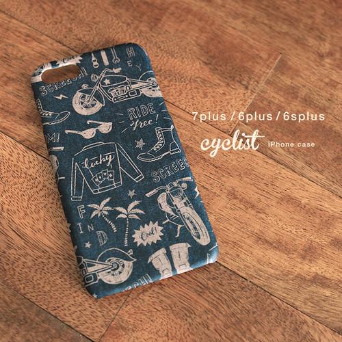 iPhone スマホケース 【バイク】 iPhone8plus/7plus/6plus/6splus