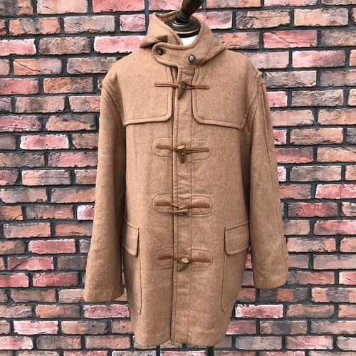 Deadstock Gloverall Duffle Coat Made In England GB42