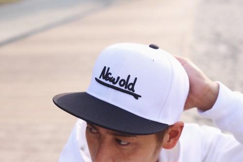 3D SURFBOARD CAP(White&Black)