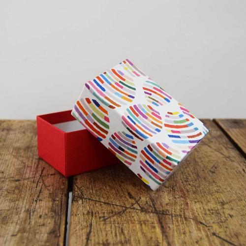 BOX〈小〉レッド