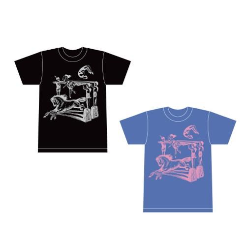 5人のエンターテイナー Tシャツ