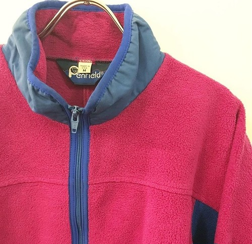 Penfield : polarlite fleece jacket (used)
