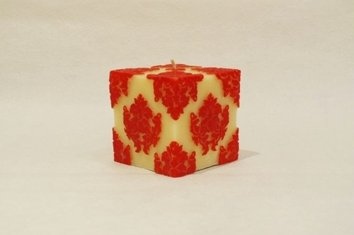 Orchid Cube/Red