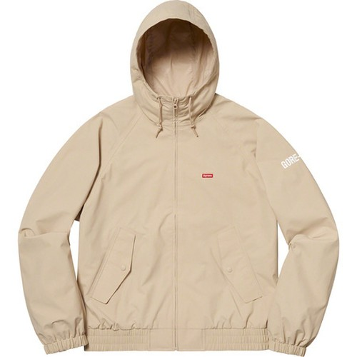 Supreme GORE-TEX Hooded Harrington Jacket