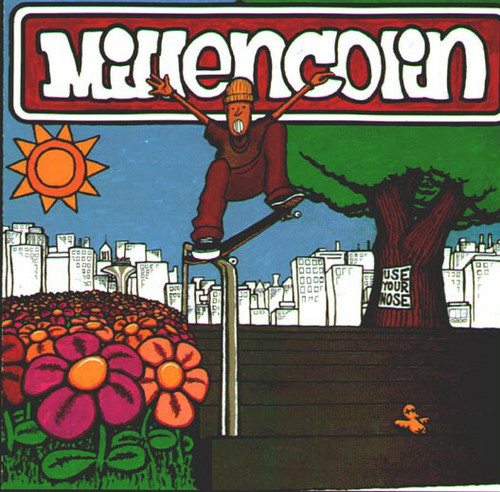 millencolin / use your nose cd USED