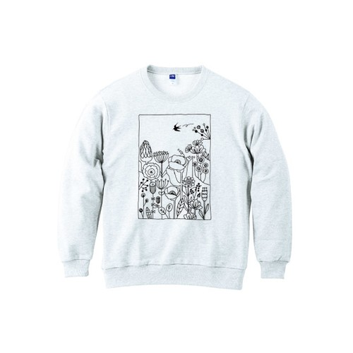 Kids Bright Garden (Sweat w)