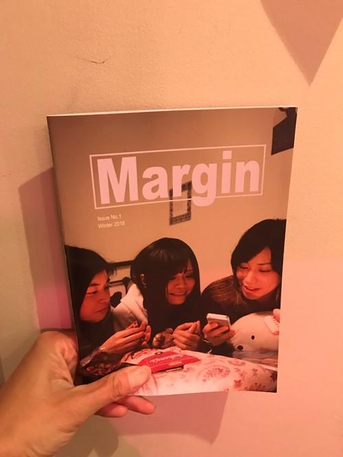 Margin Zine - issue 01