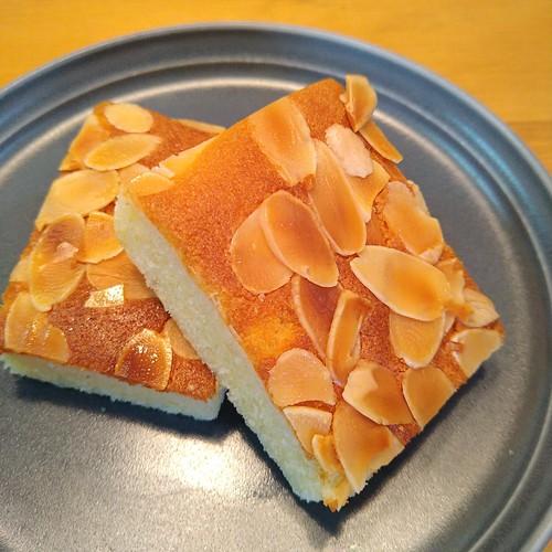 【1個】アーモンドケーキ