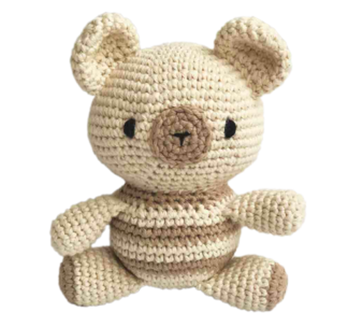 TEDDY  BEAR  POOKIE(Baby toly)