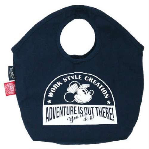 """""""MICKY"""" canvas mini tote-bag A-type"""