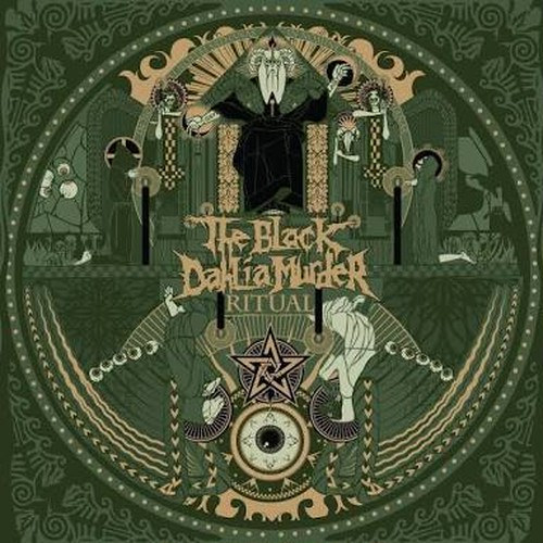 【USED】The Black Dahlia Murder / RITUAL