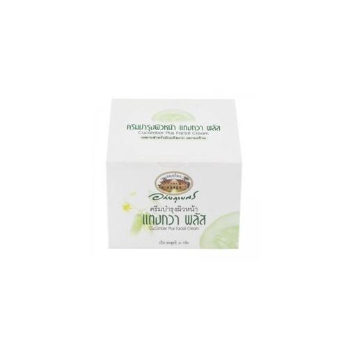 キューカンバーフェイシャル保湿クリーム / Cucumber Facial Cream 45g×5個