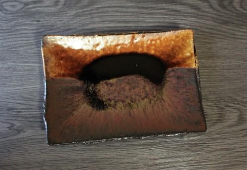 古瀬戸焼物皿