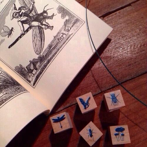 遊星商會 小図像印 動物・植物