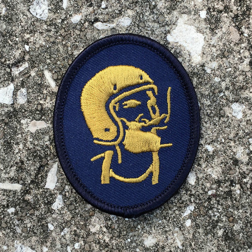 V.N.M. ROLL UP patch, Indigo