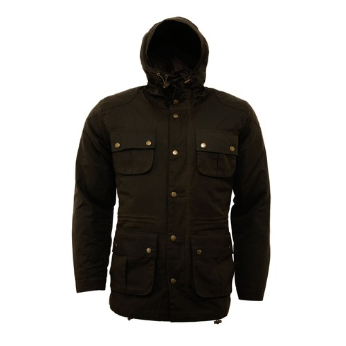 Relco London | Relco Storm Parka Jacket - Olive