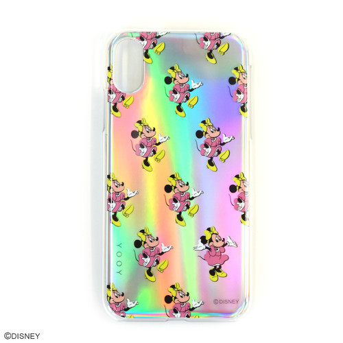 AURORA PRINT iPhone  XRケース/YY-D059 MN