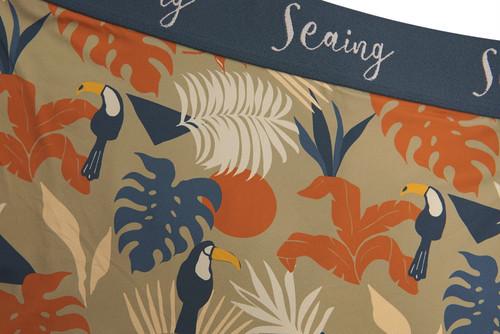 【seaing】BIRD ボクサーパンツ