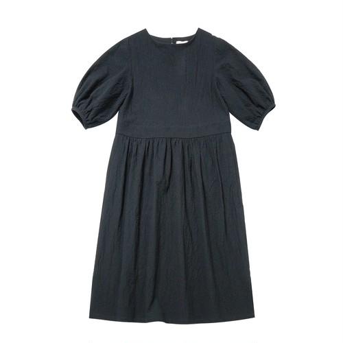 cotton linen washed dress