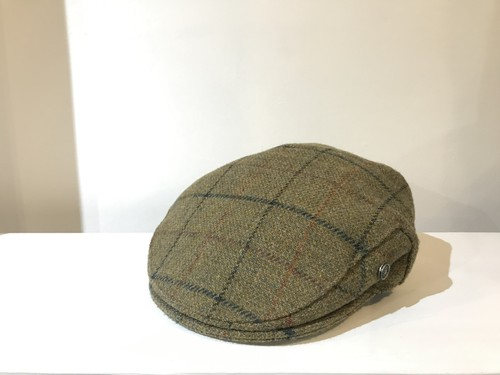 Classic Wool Hunting Cap / Made in U.K. [C-436]
