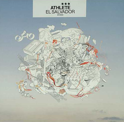 Athlete / El Salvador[中古7inch]
